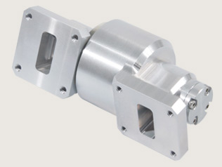 SPINNER Dual band waveguide rotary Joint