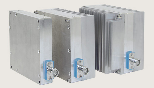 SPINNER Loads Attenuators