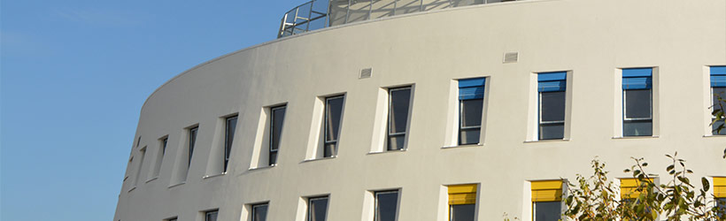 SPINNER In Building DAS Ministry of Culture